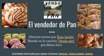 Canción de la semana: Vendo Pan