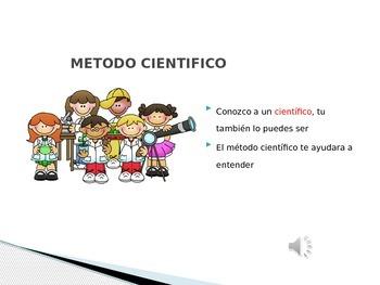 Cancion del Metodo cientifco