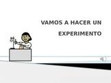 Cancion del Metodo Cientifico - Experimentos