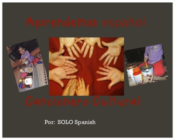 Spanish songs /Cancionero Cultural /Learning Spanish through music