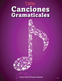 Canciones Gramaticales - Book & CD