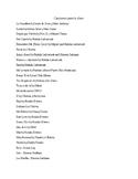 Canciones Para la Clase/Songs for the classroom