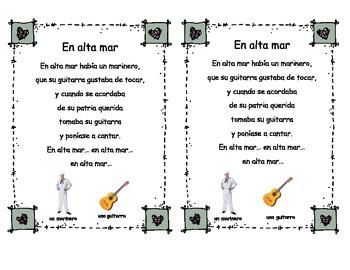 Spanish Songs--Canciones para aprender español