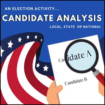 Candidate Analysis - Comparing Candidates Election Activity