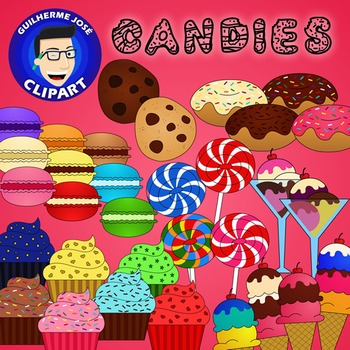 Candies Clipart