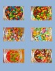 Candies in Jars Photographs