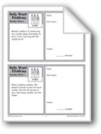 Candles (Grade 3 Daily Word Problems-Week 1)