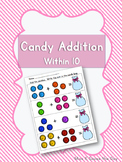 Candy Addition within 10 - Sampler