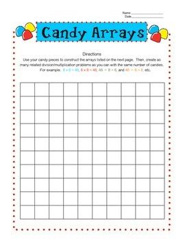 Candy Arrays: 5.NBT.B.6