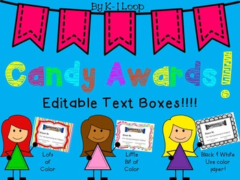 Candy Awards!