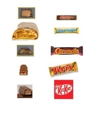 Candy Bar Cross Section for Partners