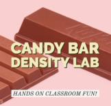 Candy Bar Density Lab