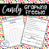 Candy Bar Graph Freebie