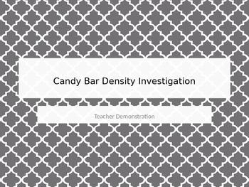 Candy Bar Investigation (Density)