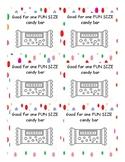 Candy Bar Reward Coupons