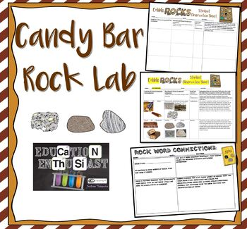 Candy Bar Rock LAB