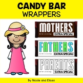 Mothers Day Gift Idea Candy Bar Wrappers