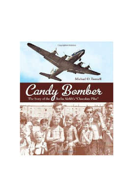 Candy Bomber Comprehension Test