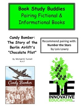 Candy Bomber - Pairing Fictional and Informational Books