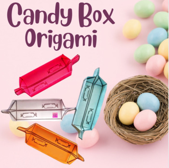 Candy Box Origami