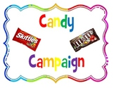 Candy Campaign and Vote!