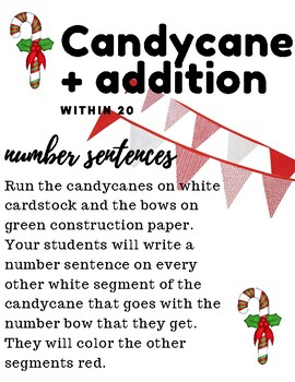 Candy Cane Addition