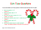Candy Cane Capture! Adding and Subtracting Integers Christmas Math Game