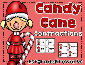 Candy Cane Contractions