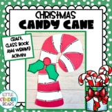 Candy Cane Craft: Christmas Craft, December crafts