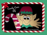 Candy Cane Elf Craft