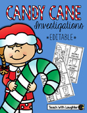 Candy Cane Flip Book Investigations