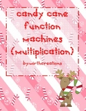 Candy Cane Function Machine (Multiplication)