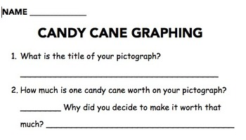 Candy Cane Graphing
