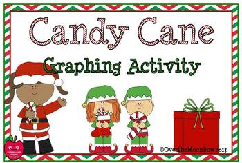 Candy Cane Graphing Activity