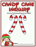 Candy Cane Inquiry STEM