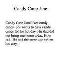 Candy Cane Jane Grade 1