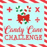 Candy Cane Math Challenge!