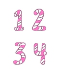 Candy Cane Numbers 1-120