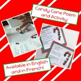 Candy Cane Poem and Craft!