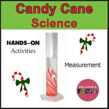 Candy Cane Science and Christmas Science