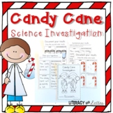 Christmas Science: Candy Cane Science Experiment