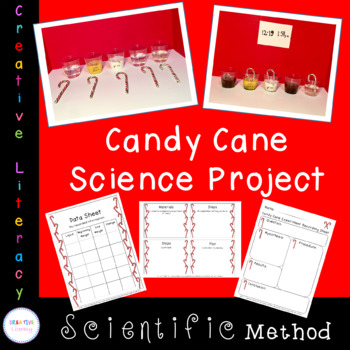 Candy Cane Science Project