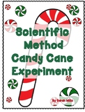 Candy Cane Experiment Scientific Method