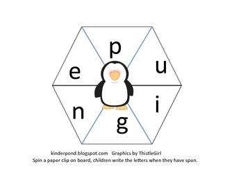 Penguin Spinner