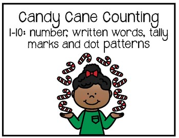 Candy Cane counting