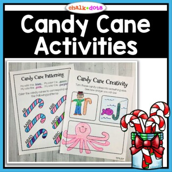 Candy Canes Thematic Unit