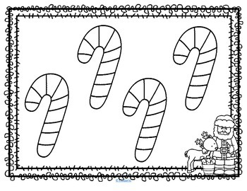 Candy Canes Patterns - FREE