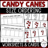 Candy Canes Size Ordering (From Smallest to Largest)