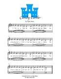 Candy Castle - Elementary Piano Solo