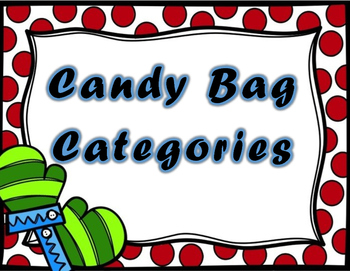 Candy Categories